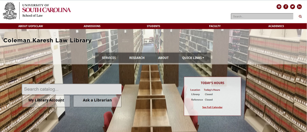 LawLibraryWebsite