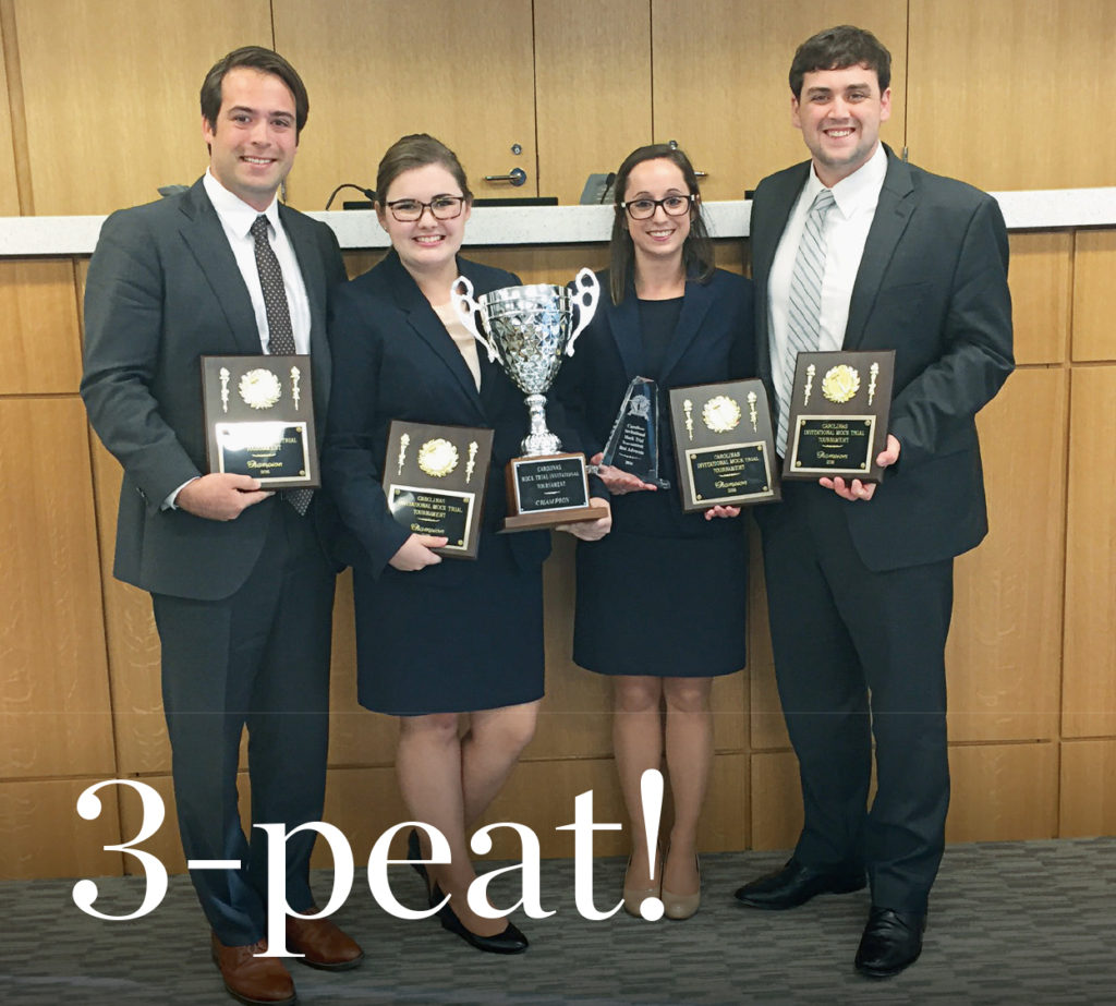USC Mock Trial Team